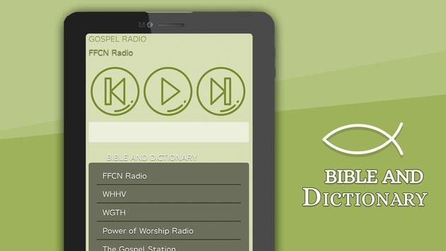 Free Bible Dictionary apk screenshot