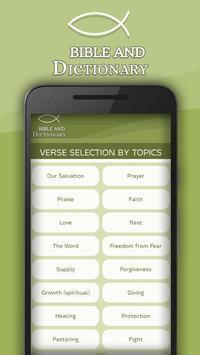 Bible and Dictionary screenshot 5