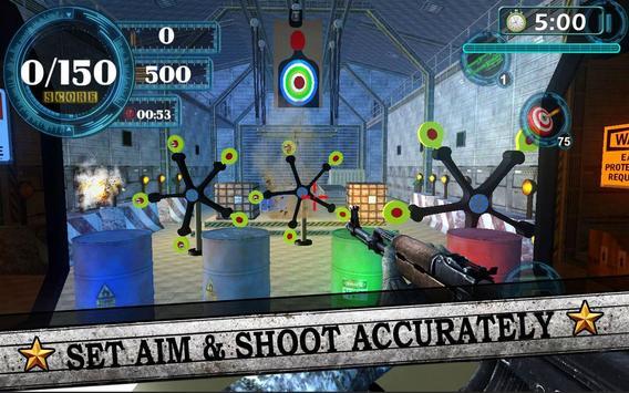 FURY SHOOTING RANGE SIMULATOR apk screenshot