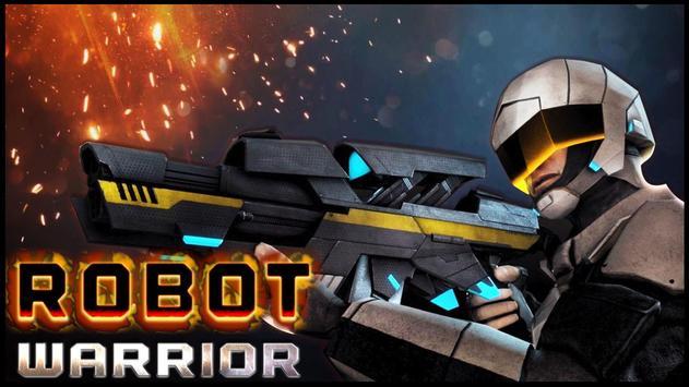 Robot Warrior Battlefield 2017 apk تصوير الشاشة