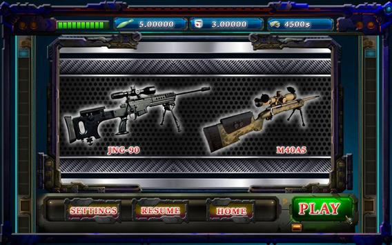 Military Sniper Shooter 3d apk screenshot