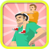 guide for  New Happy wheels icon