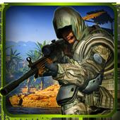 Commando Counter Attack 3D icon
