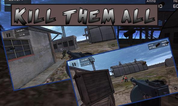 Commando Counter Attack 3D screenshot 6