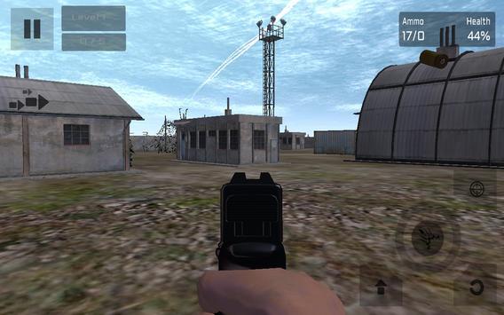 Commando Counter Attack 3D screenshot 13