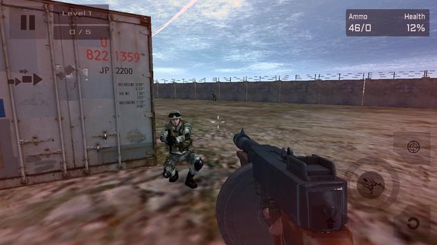 Commando Counter Attack 3D screenshot 15