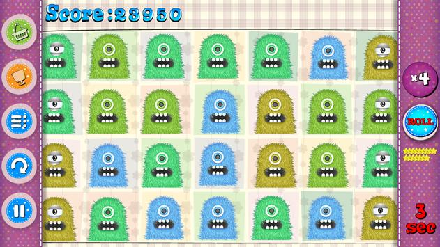 Funny Cute Monsters screenshot 6