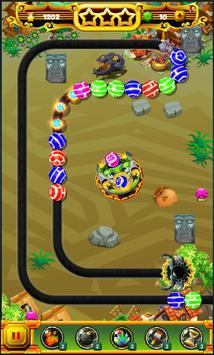 Magic zuma Revenge screenshot 3