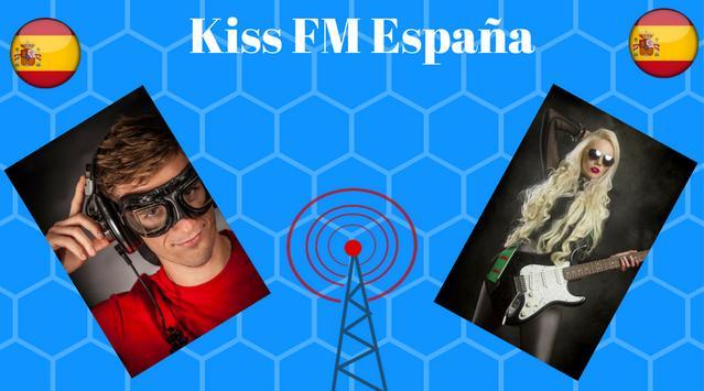 Kiss FM España apk screenshot