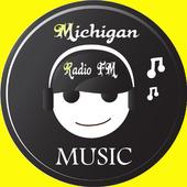 Michigan Radio FM icon