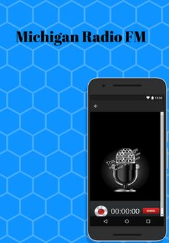 Michigan Radio FM poster