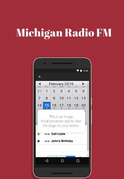 Michigan Radio FM apk screenshot