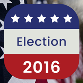 USA Election 2016 -Latest News icon