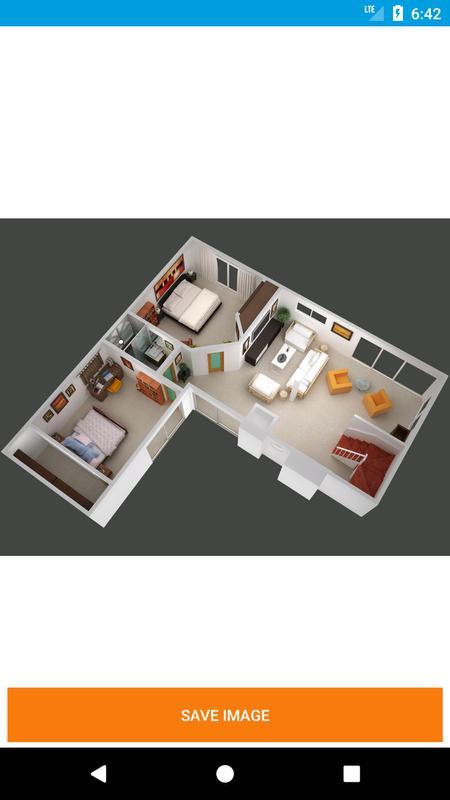3D Home Design Free für Android - APK herunterladen
