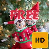 Elf on the Shelf Design Ideas Free icon