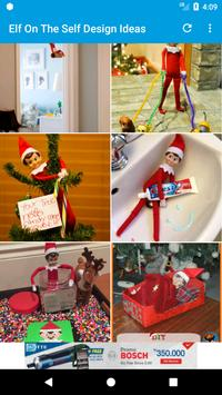 Elf on the Shelf Design Ideas Free apk screenshot