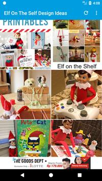 Elf on the Shelf Design Ideas Free poster