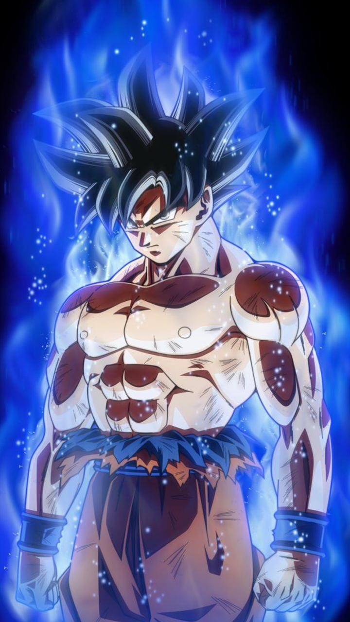 Ultra Instinct Goku Wallpaper Hd For Android Apk Download