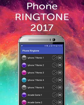 Phone Ringtone : Top 100 Free Ringtones poster