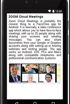 Conference Facetime Call Guide apk screenshot