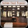 Bedroom Closet Organizer icon