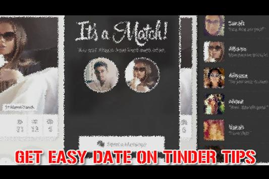 Get Easy Date on Tinder Tips apk screenshot
