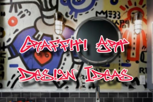 Graffiti Art Design Ideas apk screenshot