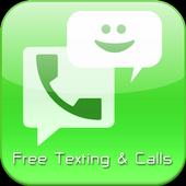 Free Text Me - Texting & Calls icon