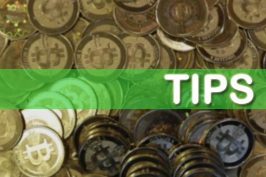 Tip TidBit Trade Earn Bitcoins poster