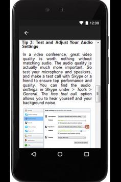 Free Video Chat Tips screenshot 2