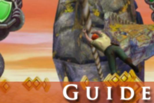 Key Temple Run 2 Guide poster