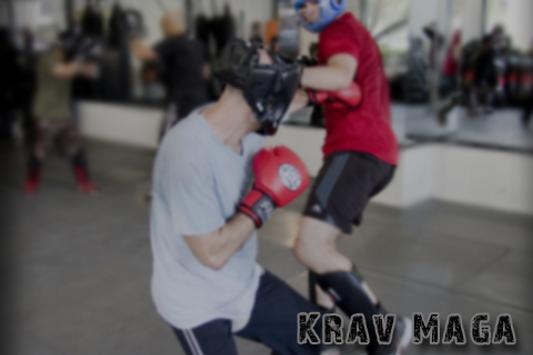 Krav Maga Training poster