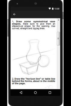 How to Draw 3D apk screenshot