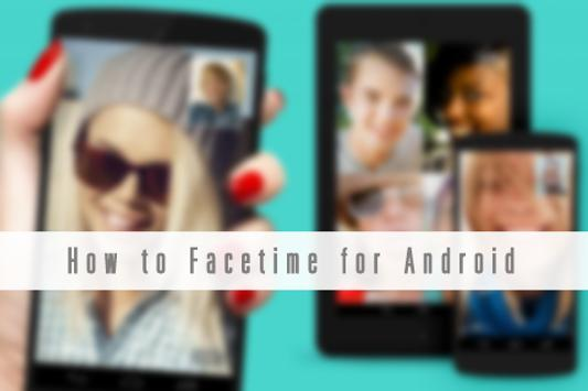 How to Facetime for Android screenshot 1