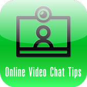 Online Video Chat Tips icon
