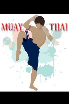 MUAY THAI TRAINING EXERCISES poster