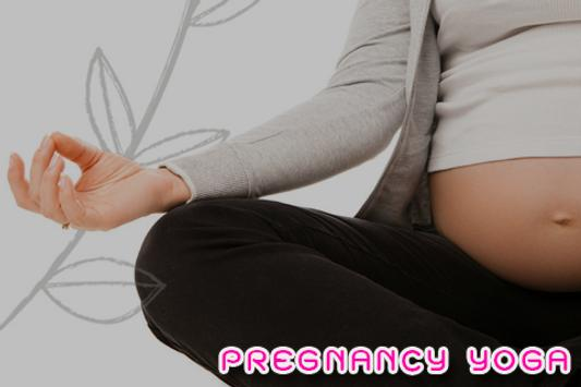 PREGNANCY YOGA DAILY WORKOUT poster