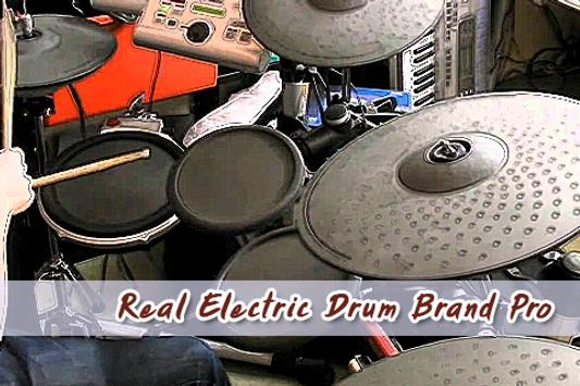 Real Electric Drum Brand Pro screenshot 1