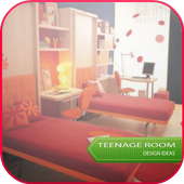 Teenage Room Design Ideas icon