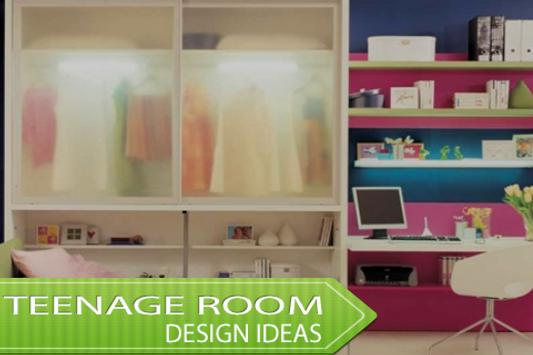 Teenage Room Design Ideas screenshot 1