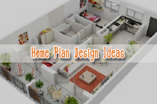 3D Home Plan Design Ideas apk screenshot