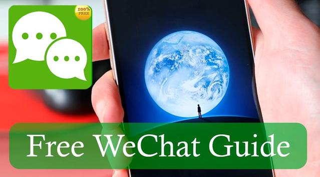 Guide for wechat New 2018 screenshot 1