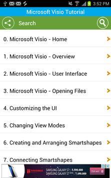 free microsoft visio tutorial poster free microsoft visio tutorial screenshot 1 - Free Ms Visio Download
