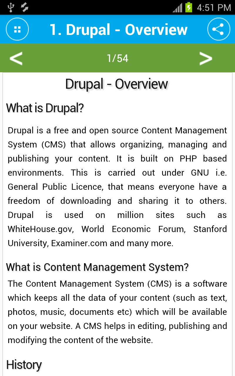Drupal tutorial for beginners learn to build a drupal website (2020).