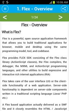 Free Adobe Flex Tutorial for Android - APK Download