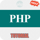 Free PHP Tutorial icon