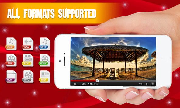 HD Video Player – All Format Movie Play Free App screenshot 10