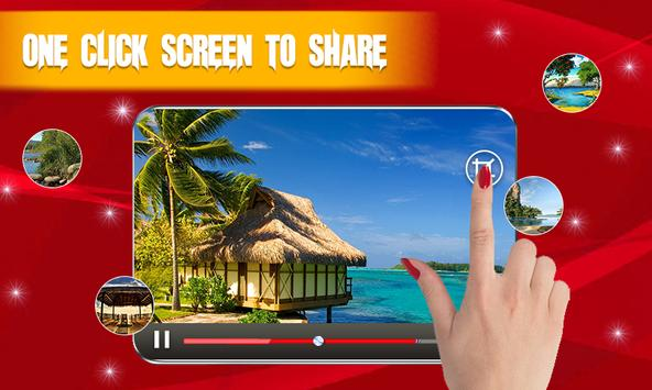 HD Video Player – All Format Movie Play Free App screenshot 1