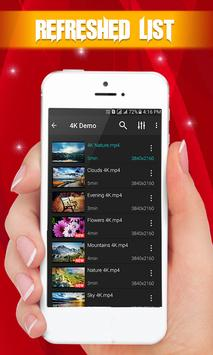 HD Video Player – All Format Movie Play Free App screenshot 2