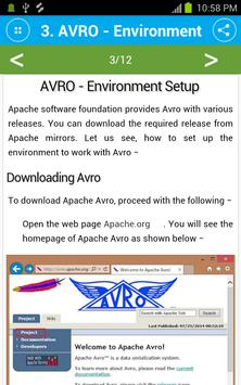 Avro quick guide.